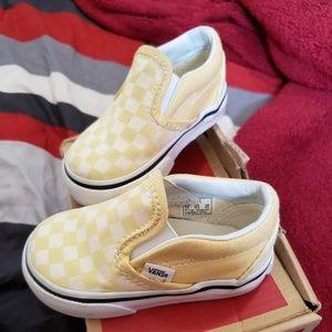 Van's Classic Slip On -Toddler